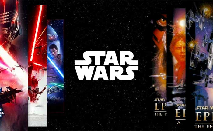 Star Wars Movies Streaming Guide