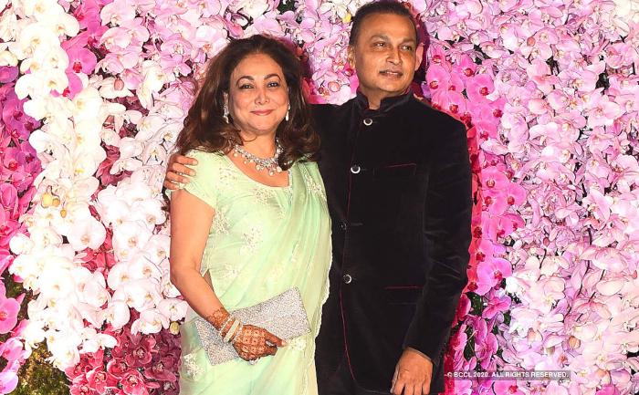 Tina and Anil