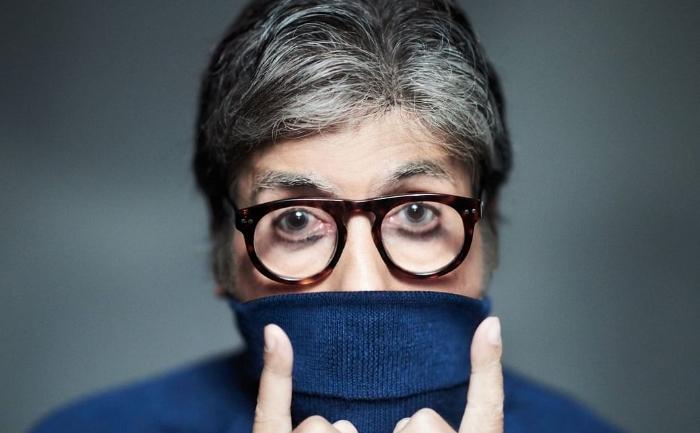 Amitabh Bachchan finds hindi word for mask