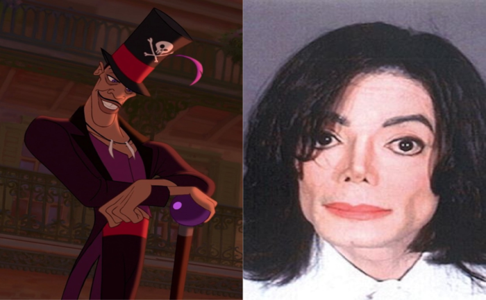 Real Disney Characters