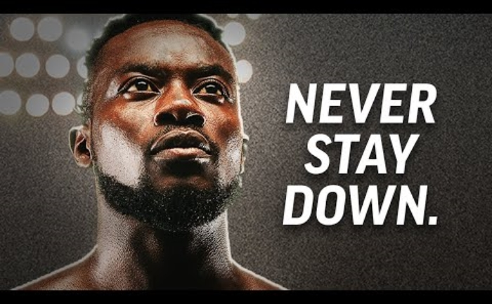 never stay down