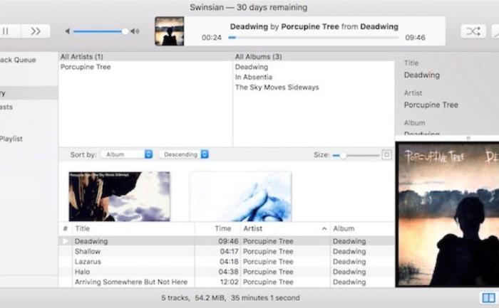 Best iTunes Alternatives