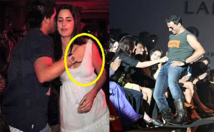 Bollywood most embarrassing moments