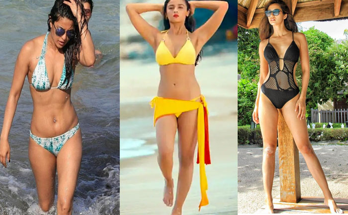 Bollywood actors Bikini pictures