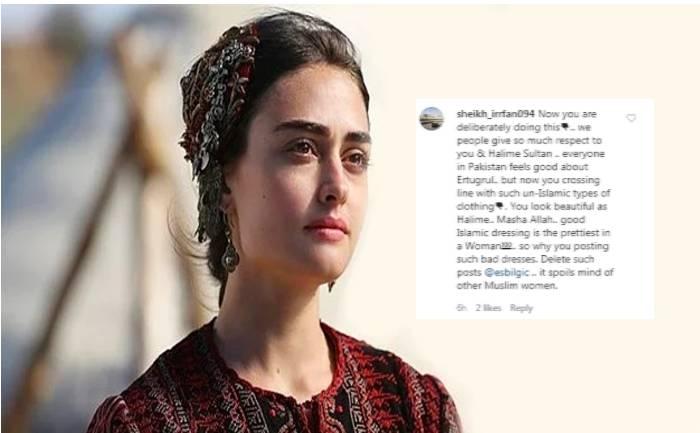 Halime Sultan Gets Trolled