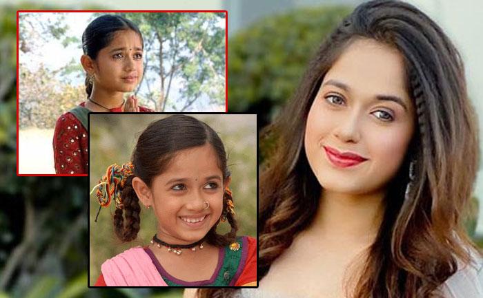 Jannat Zubair Childhood pics