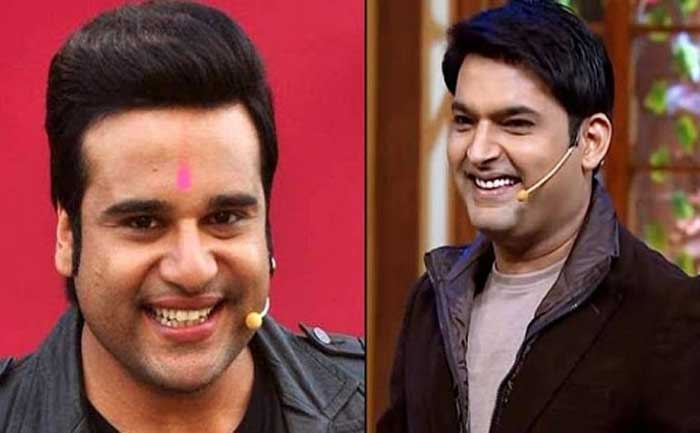 Krushna and Kapil