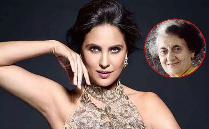 Lara Dutta Indira Gandhi
