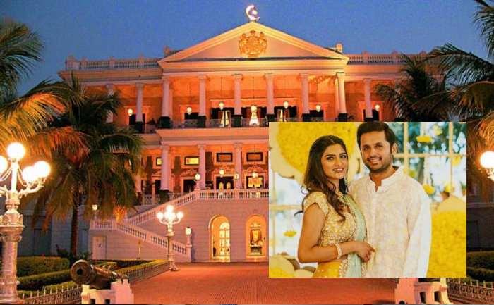 Nithiin Shalini Wedding Venue