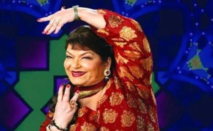 Saroj Khan Passed Away