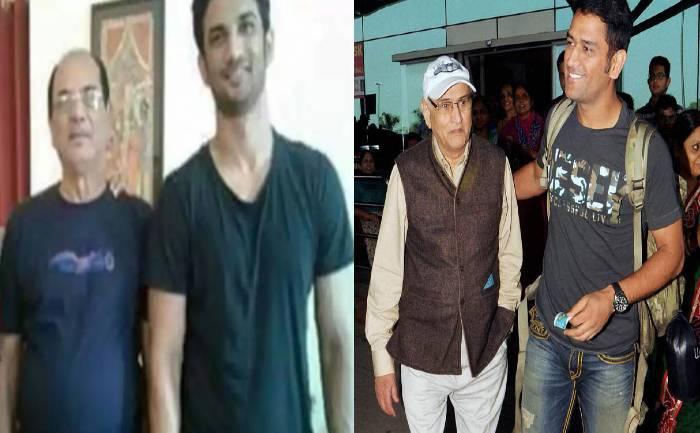 Sushant SIngh Rajput MS Dhoni Similarities7