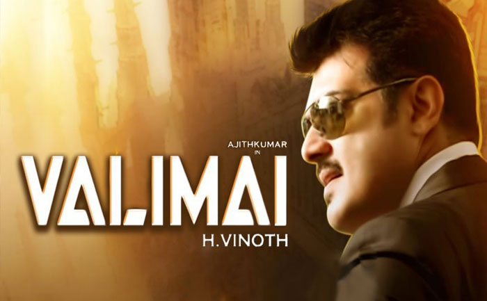 Valimai Tamil Hindi release together