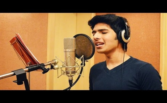 Armaan Malik singing jingles