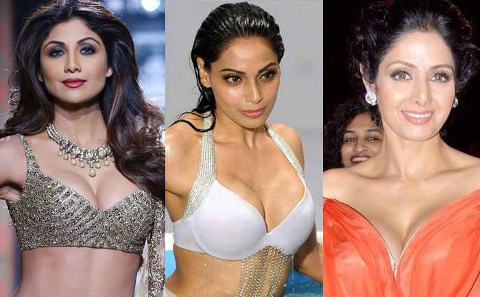 Bollywood Actresses Who Got Breast Implant
