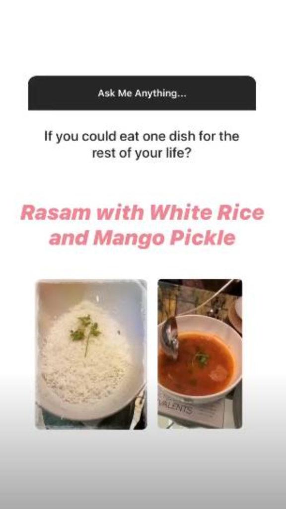 Deepika's Instagram post