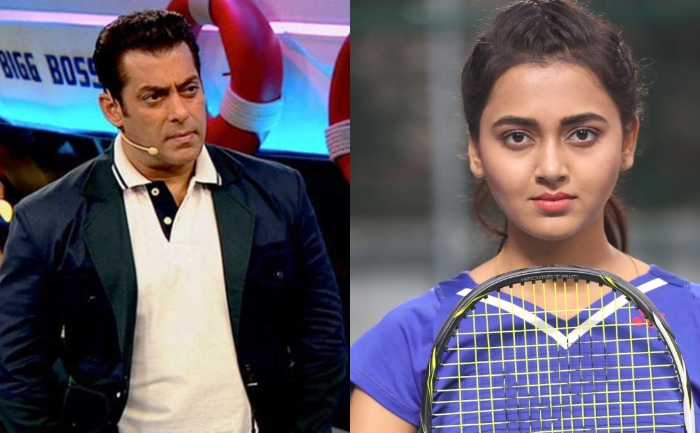 Tejasswi not to be a part of salman's show