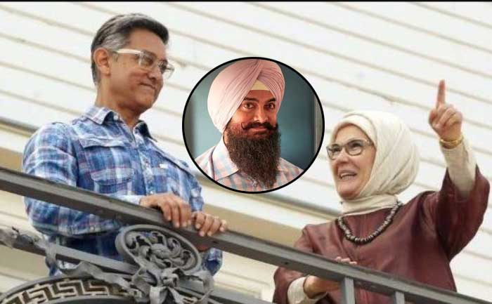 Aamir Khan on meeting Turkish first lady