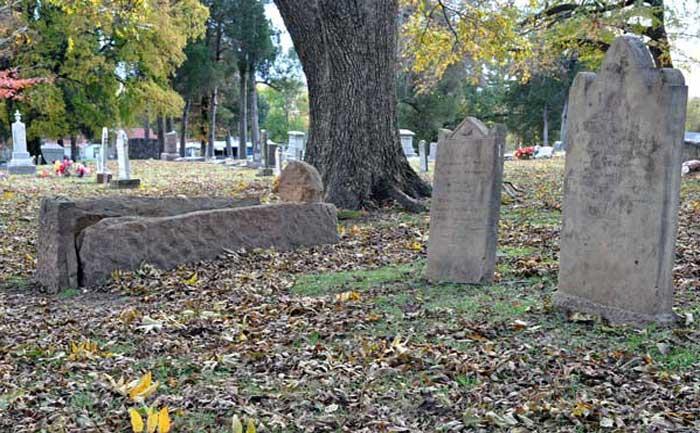 Arkansas grave