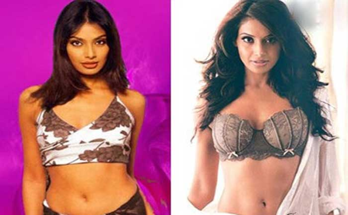 Bipasha Basu before and after breast implants