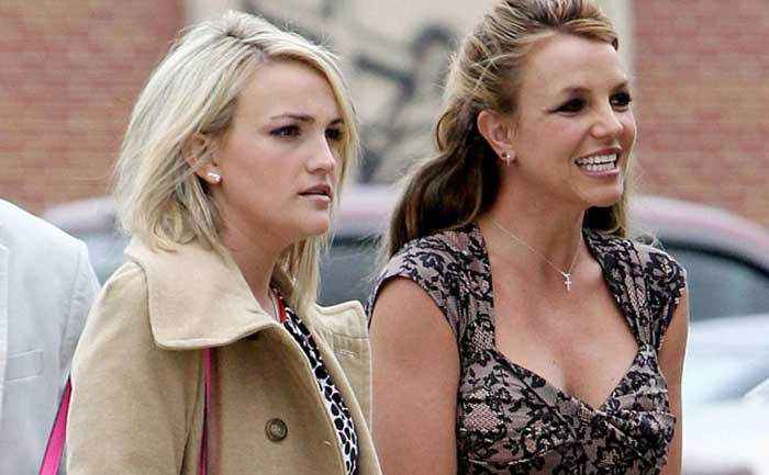 Britney Spears younger sister Jamie