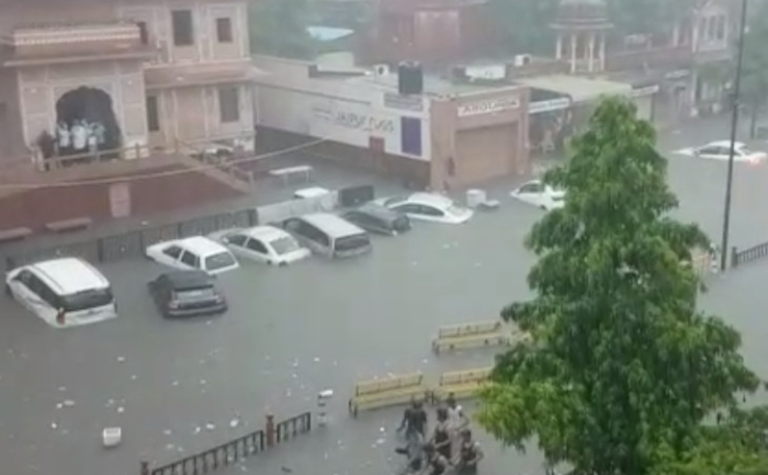 Jaipur Flood