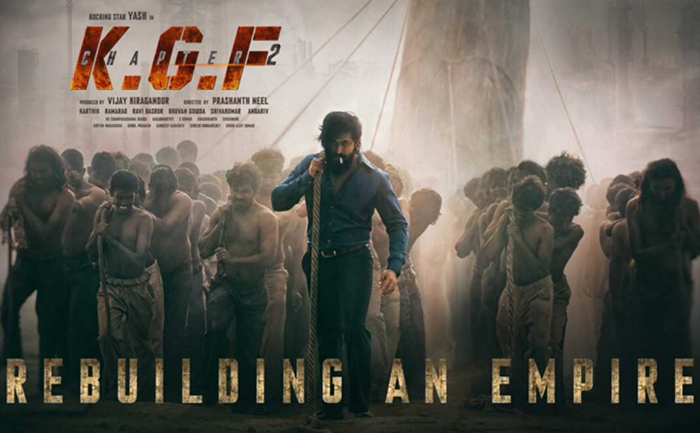 KGF 2 shoot