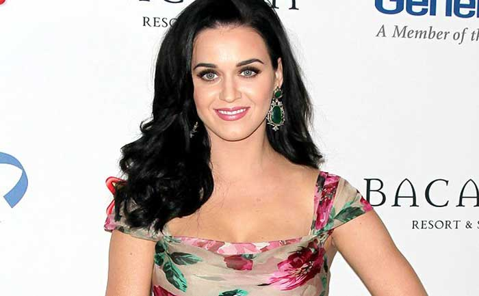 Katy Perry's new album releases this friday