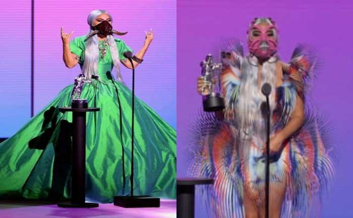 Lady Gaga dominates MTV VMAs