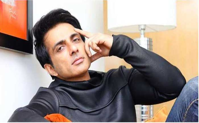 Sonu Sood's funny reply to a fan