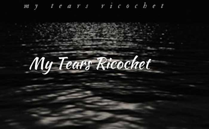 Taylor Swift My Tears Ricochet Lyrics