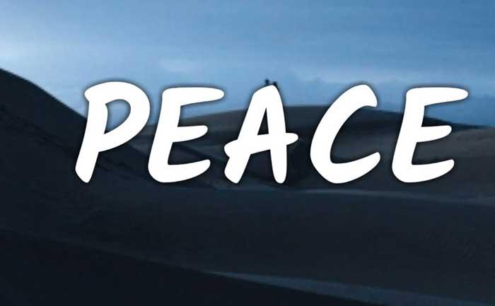 Taylor Swift Peace Lyrics