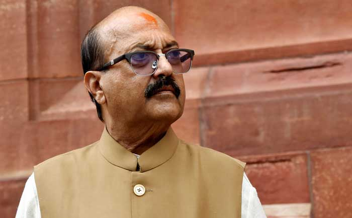 rajya sabha mp amar singh passes away