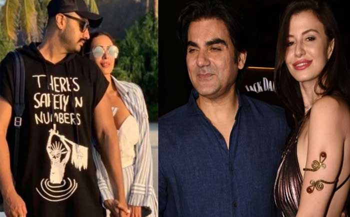 Arbaaz and Malaika's affairs
