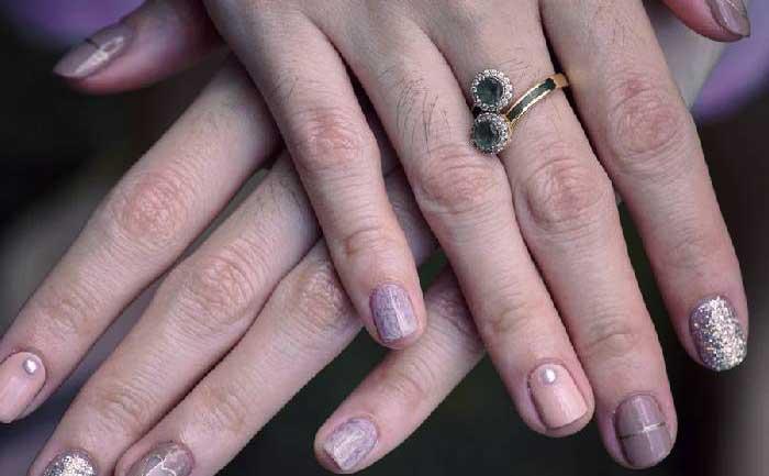 homemade nail paints