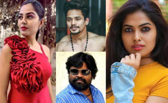 Bigg Boss 4 Telugu contestants