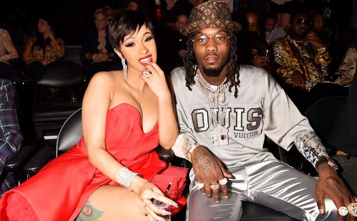 Cardi B files for divorce
