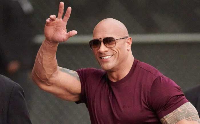 Dwayne Johnson gets tested positive for Covid-19