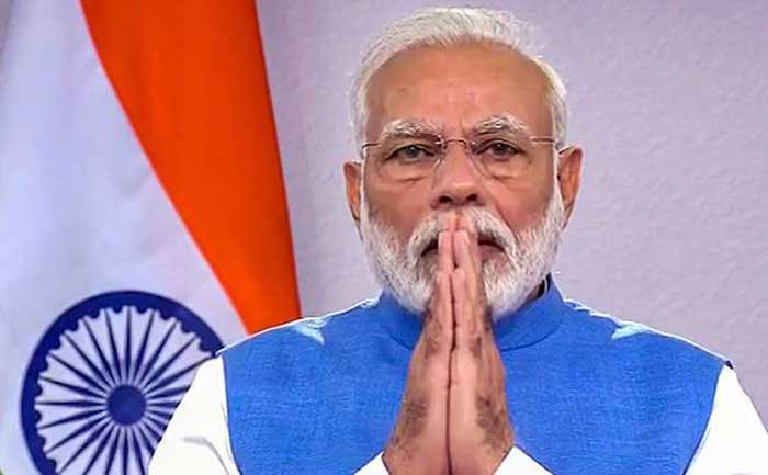 Narendra Modi's twitter account hacked