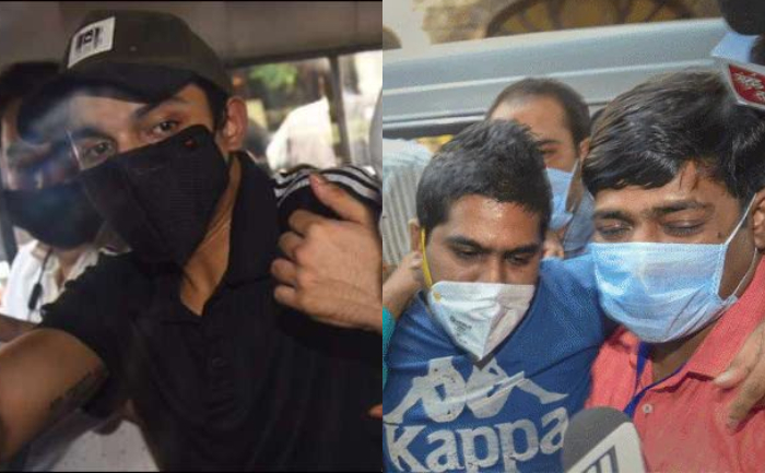 Showik Chakraborty arrested