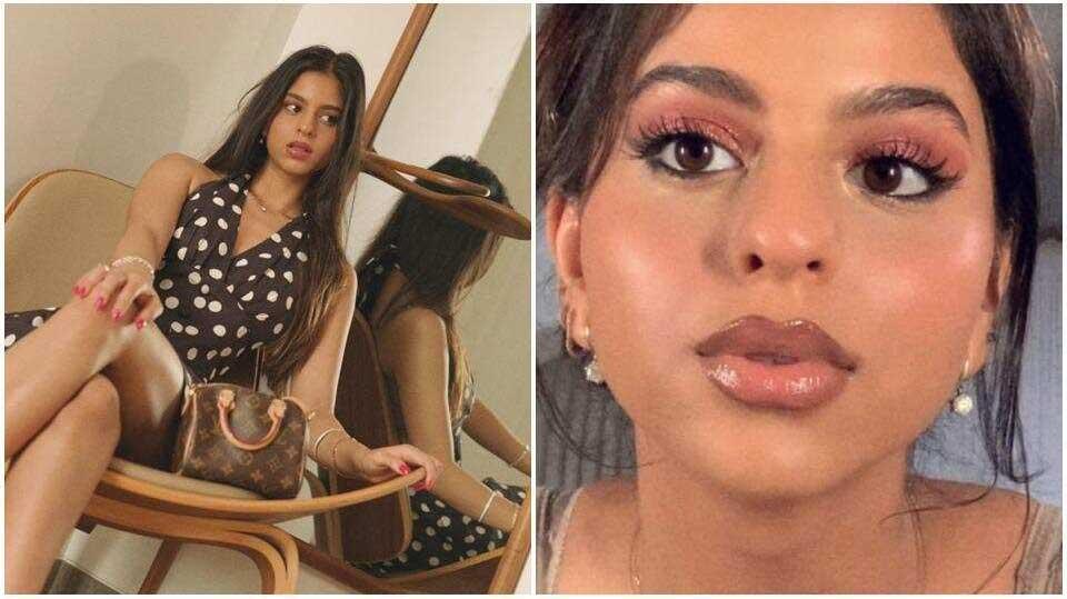 suhana makeup