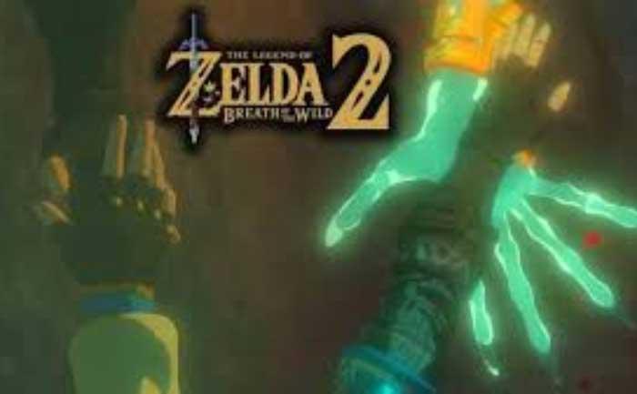 Zelda 2 release date