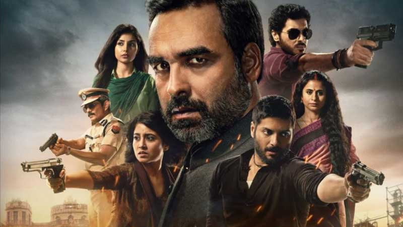 Mirzapur season 3 release date trailer cast