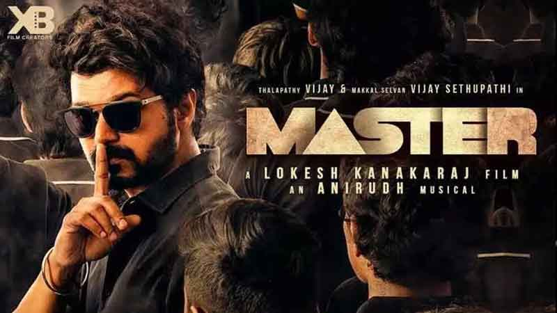 Master Movie Leaked On Tamilrockers HD Download